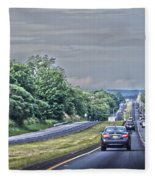 A Journey Fleece Blanket