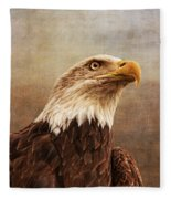 A Majestic Creature Fleece Blanket