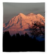 A Majestic Goodnight Fleece Blanket