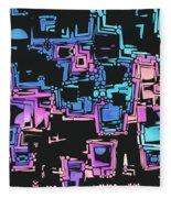 A Maze Zing - 03c01 Fleece Blanket