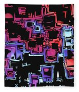 A Maze Zing - 03c07 Fleece Blanket