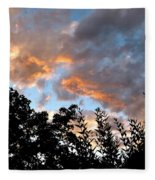 A Memorable Sky Fleece Blanket