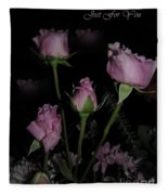 A Mother Day Blessing Fleece Blanket