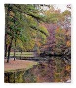 A November Memory 2012 - P Fleece Blanket