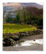 A Piece Of Ireland Fleece Blanket