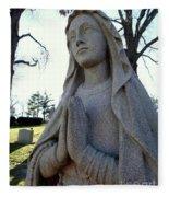 A Prayer Fleece Blanket