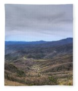 A Ray Of Light 1 Fleece Blanket