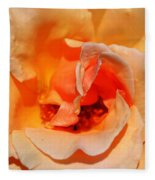 A Rose By Any Other Name... Fleece Blanket