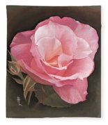 A Rose By Any Other Name.... Fleece Blanket