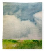 A Summerday Fleece Blanket
