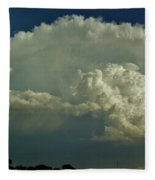 A Supercell Is Born Fleece Blanket