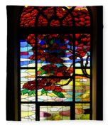 A Tale Of Windows And Magical Landscapes Fleece Blanket