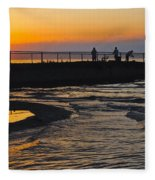 A Time To Reflect Fleece Blanket