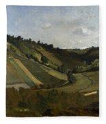 A Valley Fleece Blanket