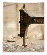 A Womans Work Fleece Blanket