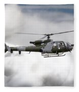 Aac Gazelle Xx453  Fleece Blanket