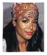 Aaliyah Fleece Blanket
