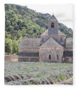 Abbey Senanque  Fleece Blanket