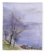 Above Montreux Fleece Blanket