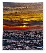 Above The Marine Layer V3 Fleece Blanket