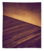 Abstract #1 Fleece Blanket