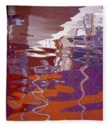 Abstract 11 Fleece Blanket