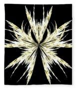 Abstract 127 Fleece Blanket
