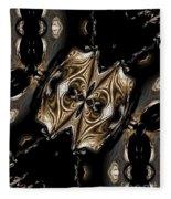 Abstract 131 Fleece Blanket