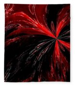 Abstract 139 Fleece Blanket