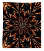Abstract 288 Fleece Blanket