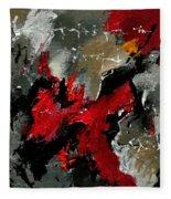Abstract 3341201 Fleece Blanket
