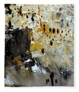 Abstract 411111 Fleece Blanket