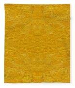 Abstract 494 Fleece Blanket