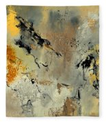 Abstract 553140 Fleece Blanket