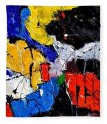 Abstract 55315080 Fleece Blanket