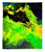 Abstract 6954278 Fleece Blanket