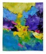 Abstract 7741301 Fleece Blanket