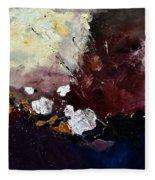 Abstract 774170 Fleece Blanket