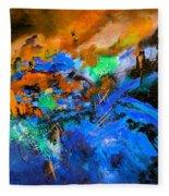 Abstract 783180 Fleece Blanket