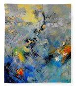 Abstract 88212082 Fleece Blanket