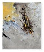 Abstract 8831801 Fleece Blanket