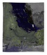 Abstract 88457412 Fleece Blanket