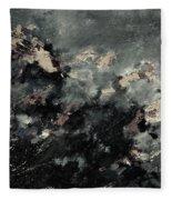 Abstract 9712072 Fleece Blanket