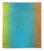 Abstract By Photoshop 8 Fleece Blanket