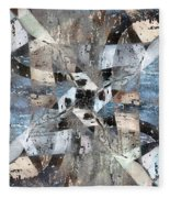 Abstract Graffiti 6 Fleece Blanket