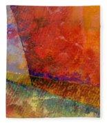 Abstract No. 1 Fleece Blanket
