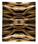 Abstract Pattern 4 Fleece Blanket