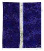 Abstract Rectangles Iv Fleece Blanket