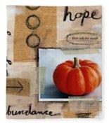 Abundance Fleece Blanket