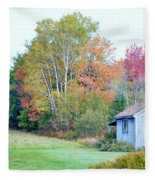 Acadia Autumn 2014 Fleece Blanket